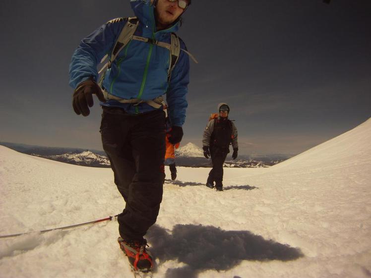Cumbre Volcan Quetrupillan, Quetrupillán
