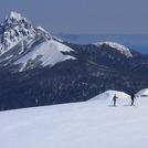 Esqui de Travesía por volcanes