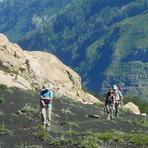 Trekking en Patagonia, Huanquihue Group
