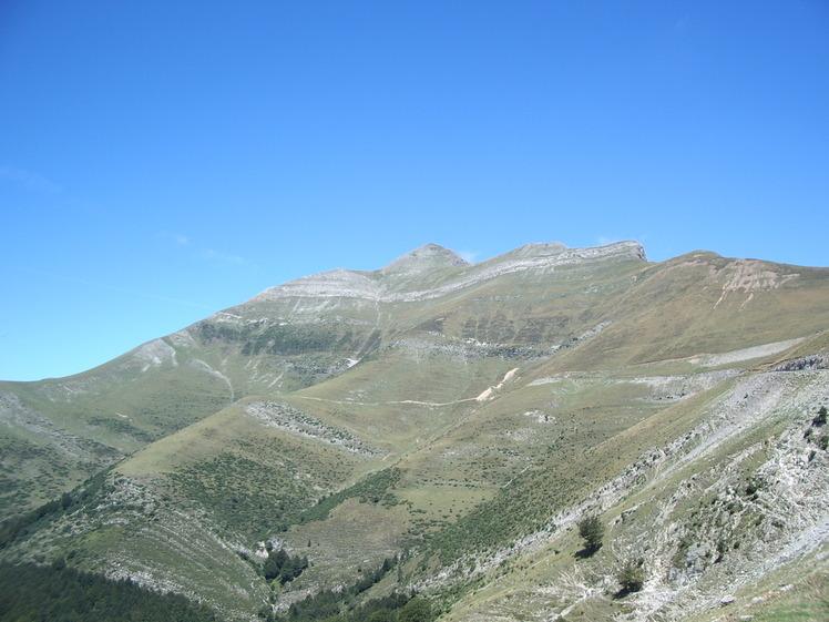 Pico Orhi, Pic d'Orhy