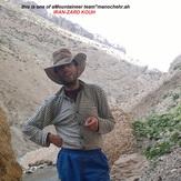mountaineer, Zard-Kuh