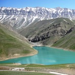 Zarinkoh peak, دماوند