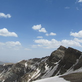 Zarinkoh peak, Damavand