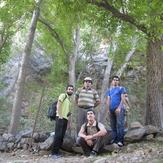 Egel waterfall, Tochal