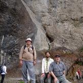 Sangan waterfall, Tochal
