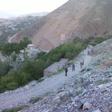 Parson peak, دماوند