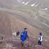 Saka peak, دماوند