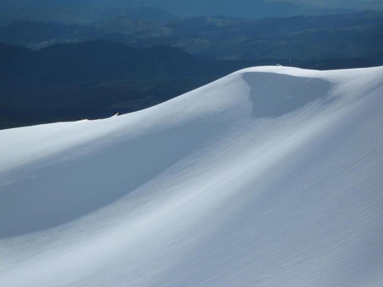 Shadows on St. Helens, Mount Saint Helens