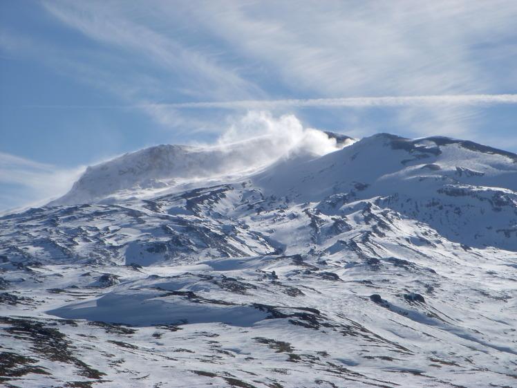 Volcan Copahue-Neuquen-Argentina foto N. Ovando