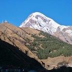 Mount Kazbek, Kazbek or Kasbek