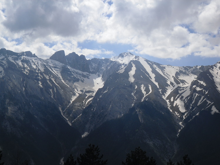 Mount Olympus Mountain Photo by dimos  3:46 pm 11 May 2013