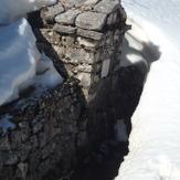Snow landscape..