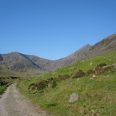 Carrauntoohil in 25 degrees heat, Carrantuohill
