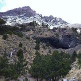 Nevado de Colima & La Cueva del Diablo