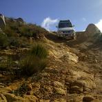 4x4 trail, Matroosberg