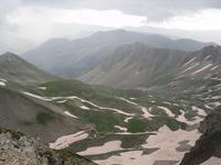 Lamkos, from the peak Tsukarela 2295m., Lakmos photo