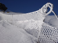 SNOW FENCE, Matroosberg photo