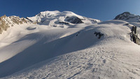 Summit camp 5000m, Mount Hanuman Tibba photo