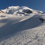 Summit camp 5000m, Mount Hanuman Tibba