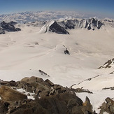 Summit panorama, Mount Hanuman Tibba