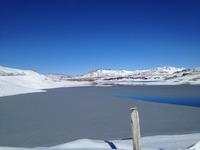 Laguna Del Maule photo