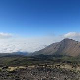 Sabalan mountain, سبلان