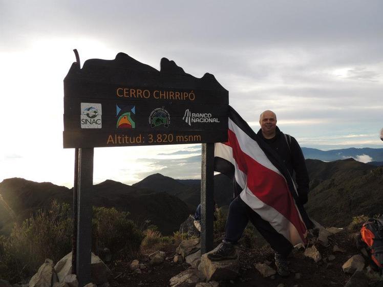 Cumbre, Cerro Chirripo