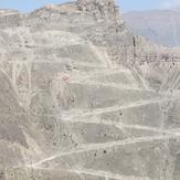 naser ramezani :deathly  road, Damavand