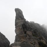 Nevado de Colima North peak