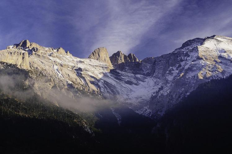 Mount Olympus GR, Pieria Ori
