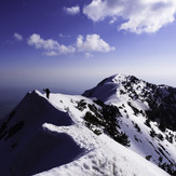 Mount Olympus GR- Laimos ridge