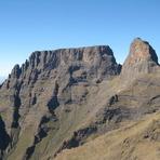 Cathkin Peak, Drakensburg, Champagne Castle