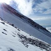 CARA SUR, Pico de Orizaba