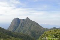 Pico Paraná visto da trilha para o monte Itapiroca photo