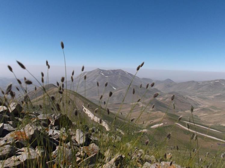 Jam peak By Javad Nejat, Sahand