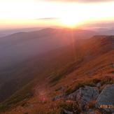 sunrise, Babia Góra