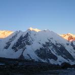Dzhangi-Tau - Bezengi area