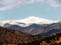Colorado Springs USA, Shawnee Peak, Colorado photo