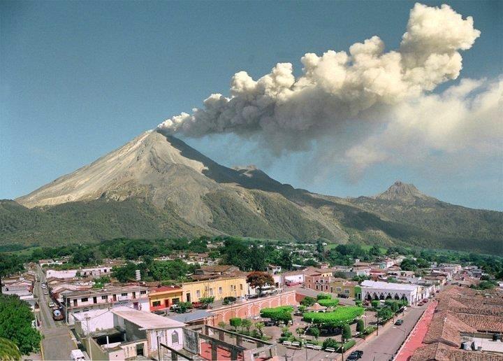 Impressive, Nevado de Colima