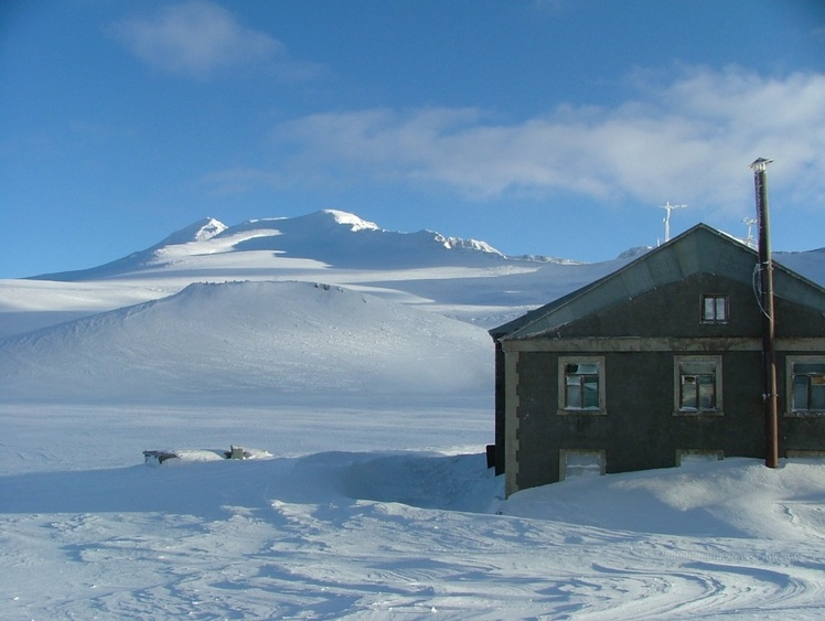 Mount Aragats weather