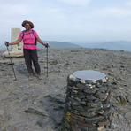 Skiddaw summit