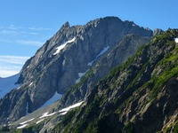 Magic Mountain - From Cascade Pass photo