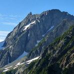 Magic Mountain - From Cascade Pass