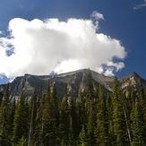 Fairview Mountain, Fairview Mountain (Alberta)
