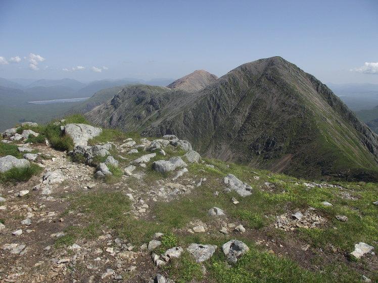 Stob Dearg and Stob na Doire, Buachaille Etive Mor