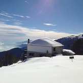 refuge Petrostrouga, Mount Olympus