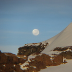 LUNA LLENA, Cerro Tronador