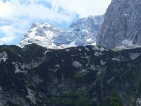 Dachstein from Gosausee, Hoher Dachstein photo