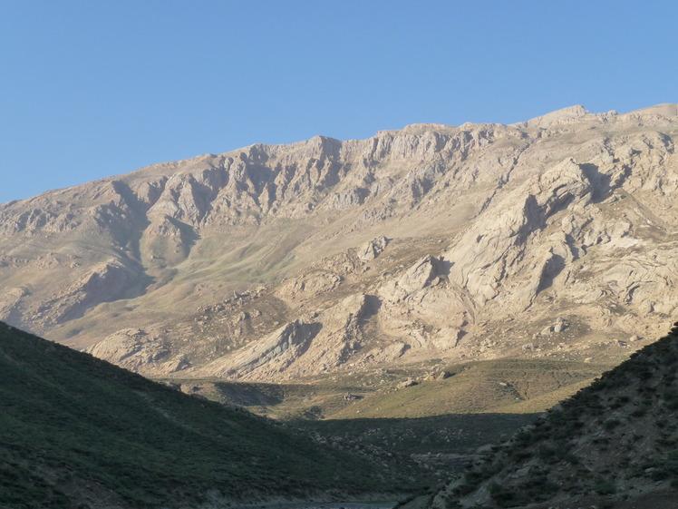 زرد کوه, Mt Zard