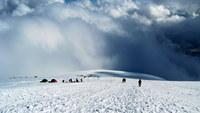 ELBRUS PEAK 5642 m., Mount Elbrus photo
